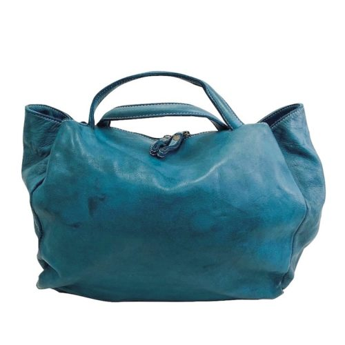 COSTANZA Hand Bag Teal