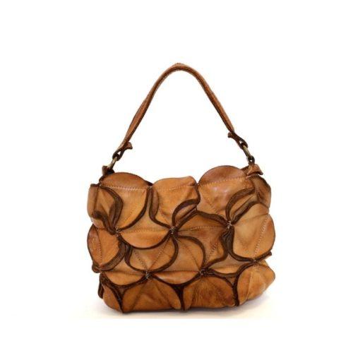 MARGHERITA MINI Hand Bag Tan