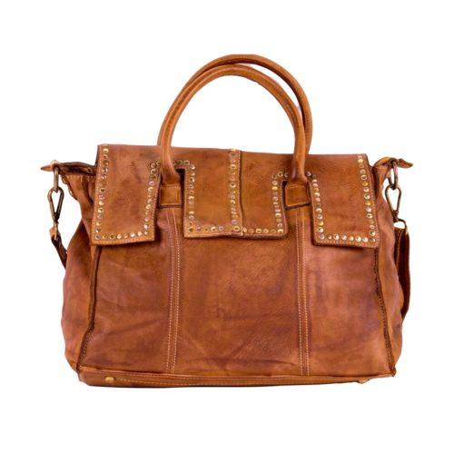 ANITA Hand Bag Terracotta