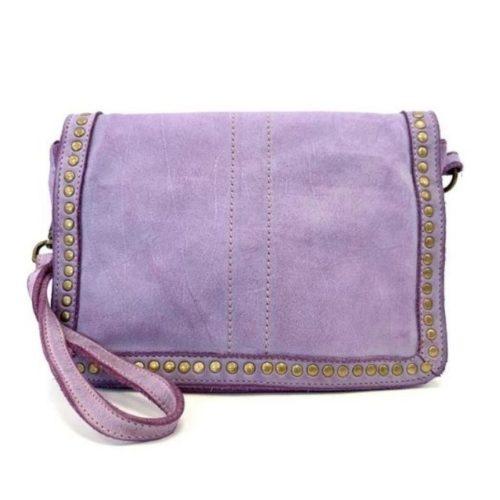 SILVIA Messenger Bag Lilac