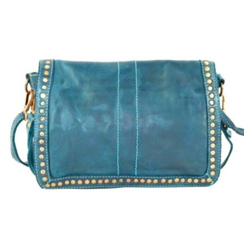 SILVIA Messenger Bag Teal