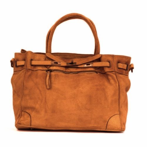 ARIANNA Hand Bag Terracotta