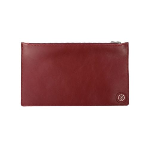 Leather Pouch Wine