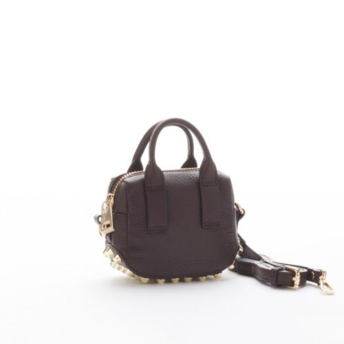 PEPE MINI Bag Dark Brown
