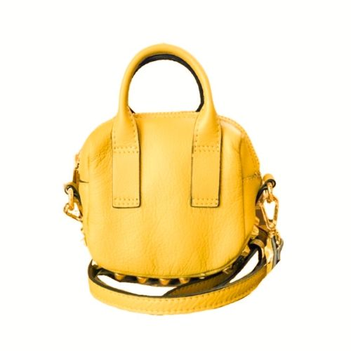 PEPE MINI Bag Mustard