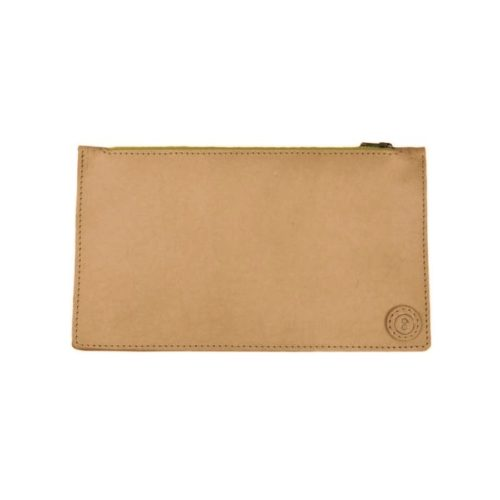Leather Pouch Tan