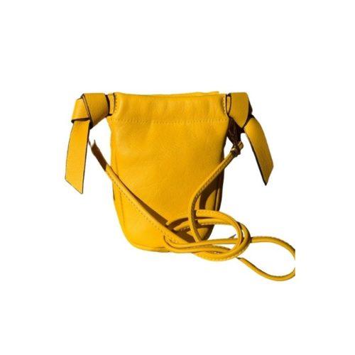 TOSCA Mini Bag Mustard