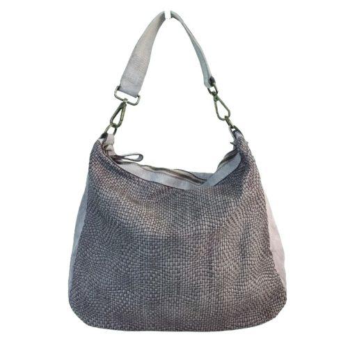 MELANIA Shoulder Bag Light Grey