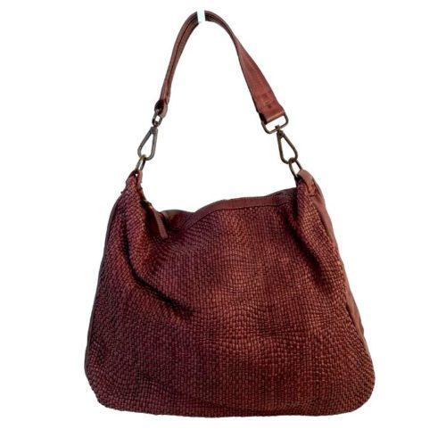 MELANIA Shoulder Bag Bordeaux