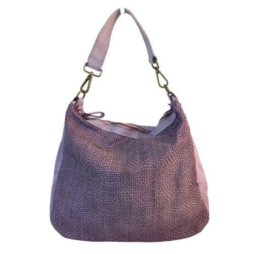 MELANIA Shoulder Bag Lilac