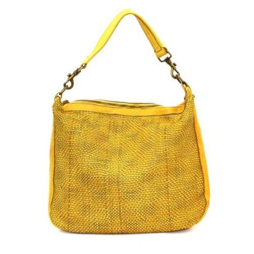MELANIA Shoulder Bag Mustard