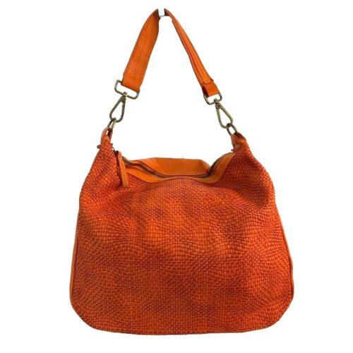 MELANIA Shoulder Bag Orange