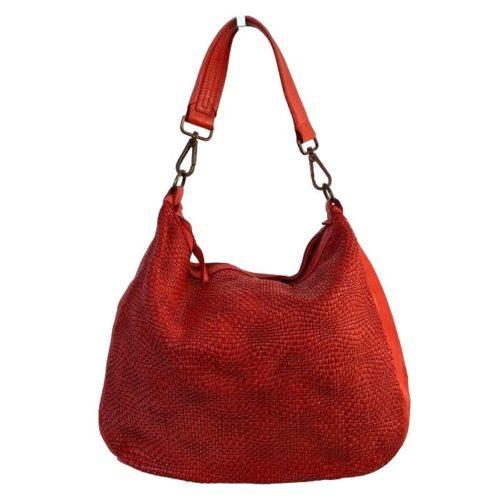 MELANIA Shoulder Bag Red