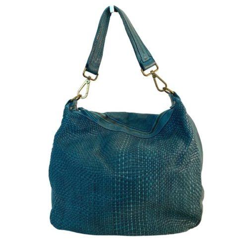 MELANIA Shoulder Bag Teal