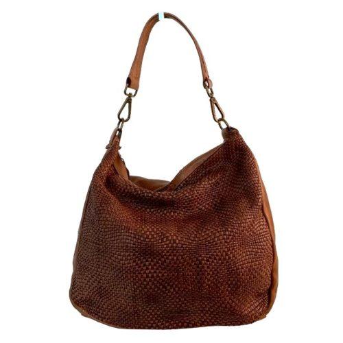 MELANIA Shoulder Bag Terracotta