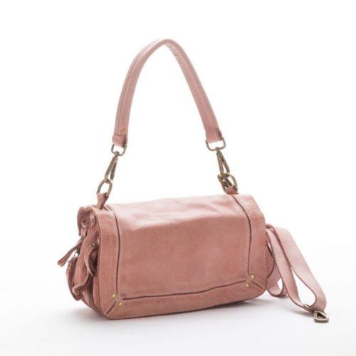 ENRICA Flap Bag Blush
