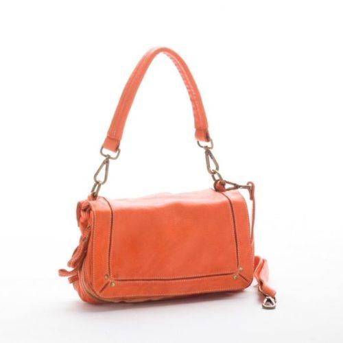 ENRICA Flap Bag Orange