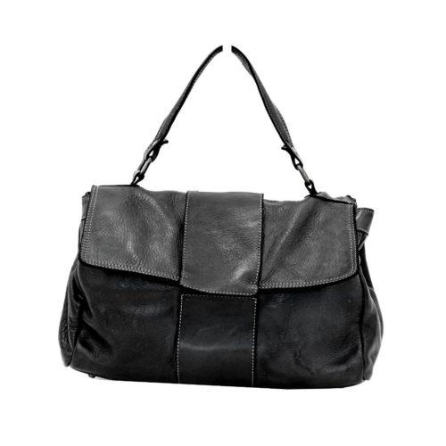LINDA Hand Bag Black