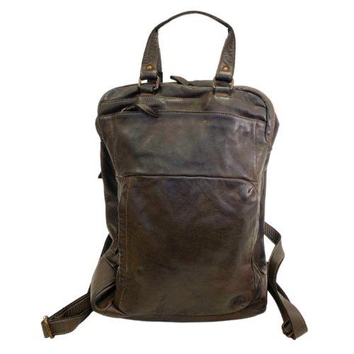AIDA Backpack Dark Brown