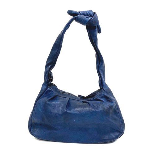 RITA Knot Vintage Style Shoulder Bag Navy