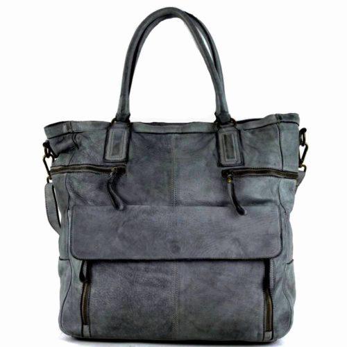 CRISTINA Shopper Grey