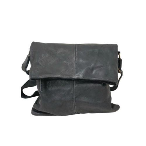 SASHA Crossbody Bag Dark Grey