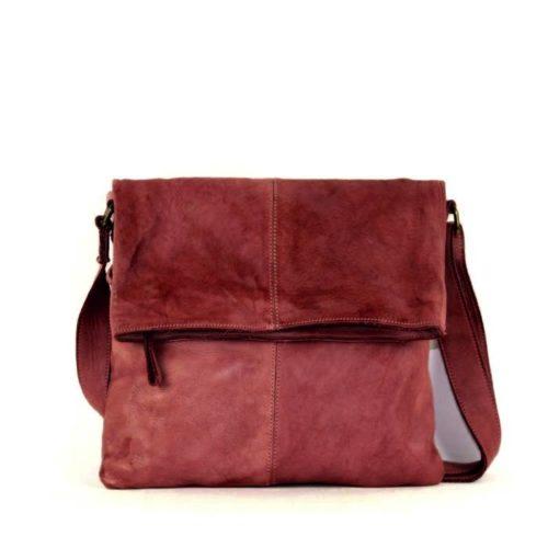 SASHA Crossbody Bag Bordeaux